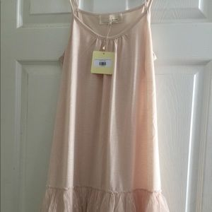 Boutique slip dress